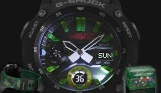 Promoção Baú da Mix Relógio Gorillaz G-Shock