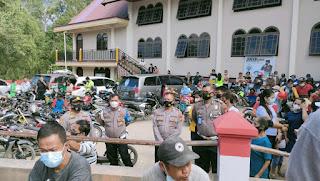 Sukses Pilkalem Serentak di Toraja Utara Hari Ini.