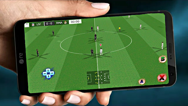 FTS 18 MOD FIFA 19 Best Graphics 200MB Android