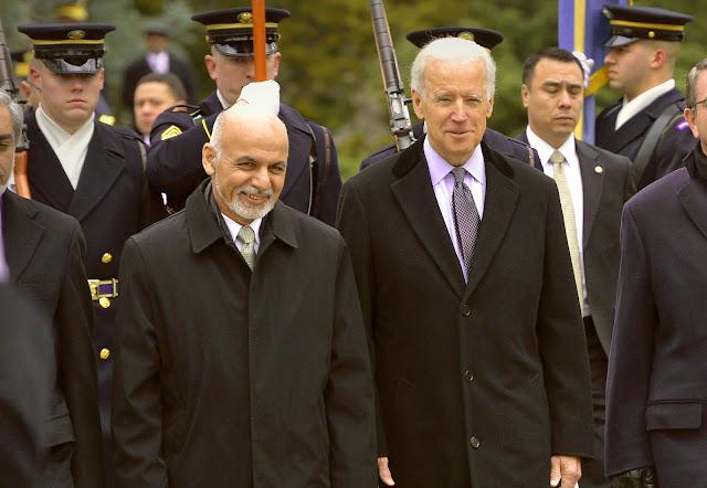 Bocornya Percakapan Ashraf Ghani dan Joe Biden Tentang Nasib Afghanistan Sebelum Taliban.lelemuku.com.jpg