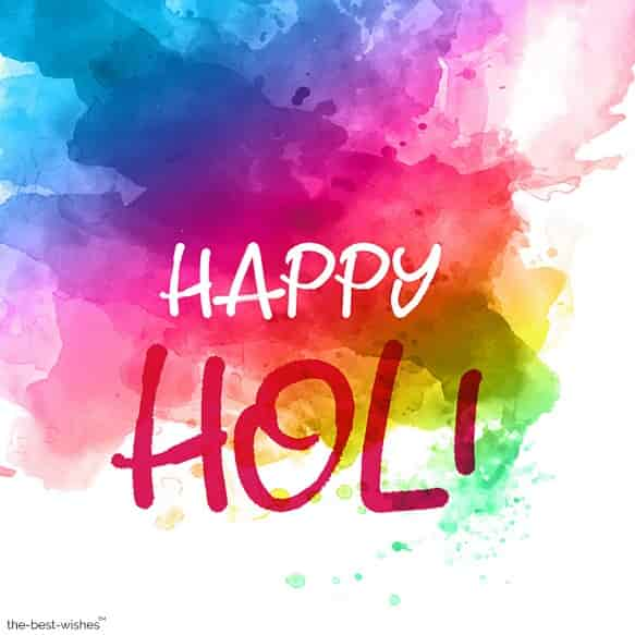 holi wishes for sister