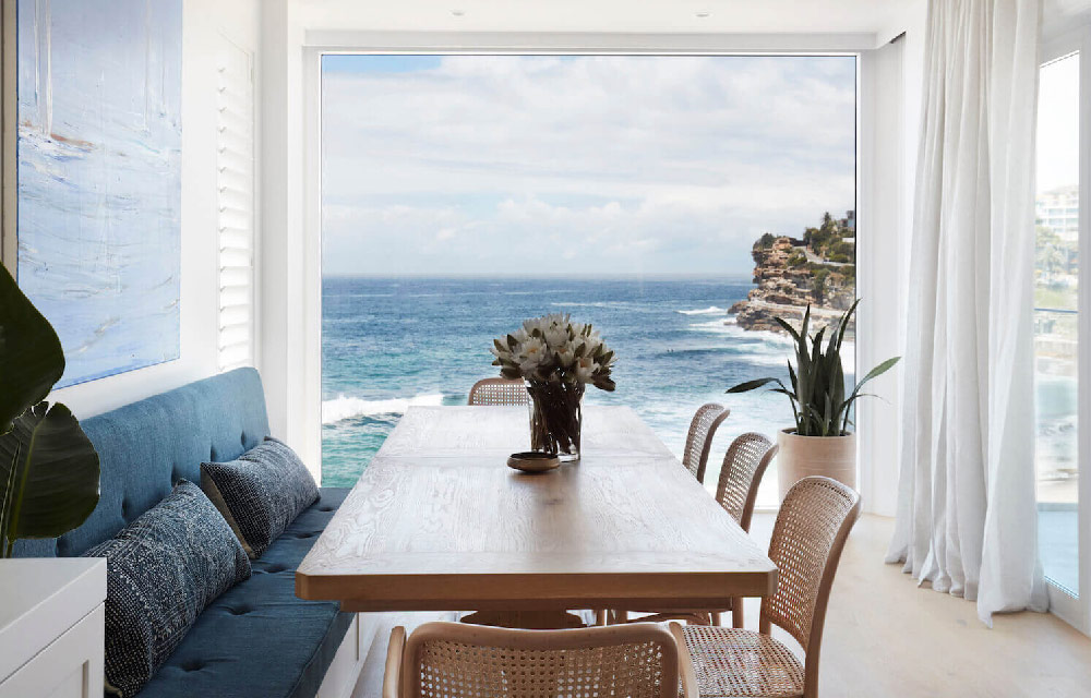 idee e consigli per arredare la casa al mare