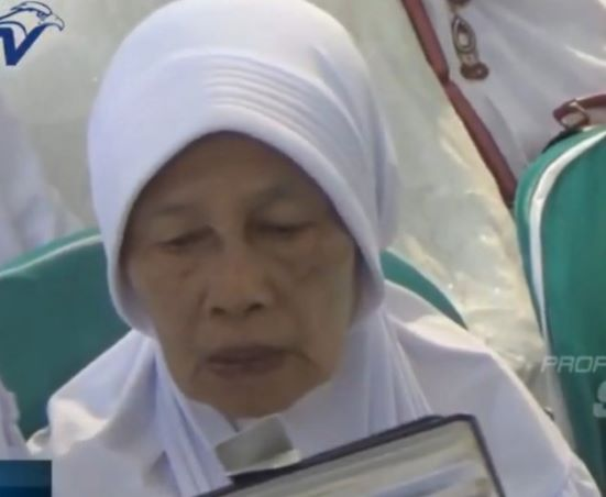 Sumiati, Calon Haji Usia 107 dari Jombang