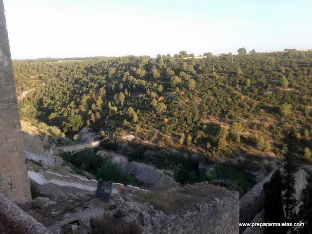 visitar Alarcón en Cuenca es imprescindible