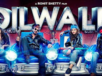 Senarai-senarai lagu di dalam filem Dilwale 2015 beserta lirik