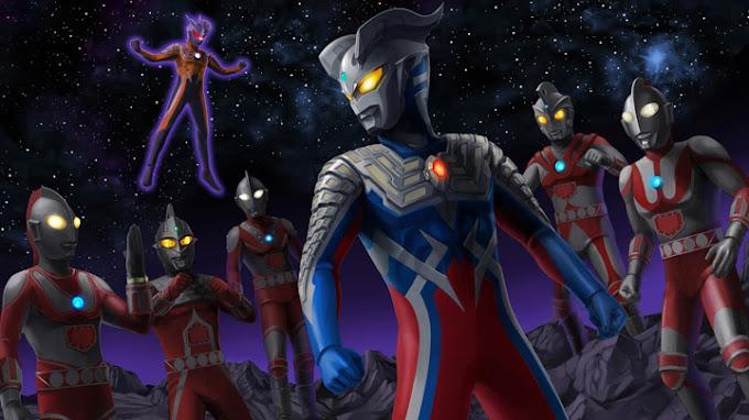 Ultra Galaxy Legend Side Story: Ultraman Zero VS Darklops Zero Subtitle Indonesia