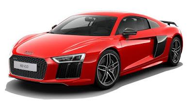 Audi R8 Safety