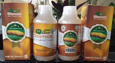 Agen Resmi QnC Jelly Gamat Di Daerah Kudus Jawa Tengah