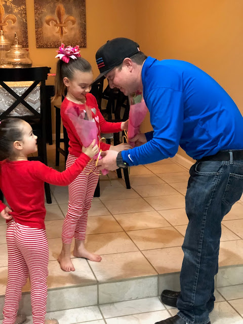 Valentine's Traditions- Daddy's Valentine's