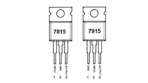 IC Power Adaptor (Regulator)