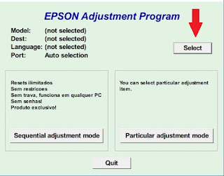 download Epson l805 resetter