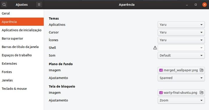Tema-modo-Dark-ubuntu-19-10