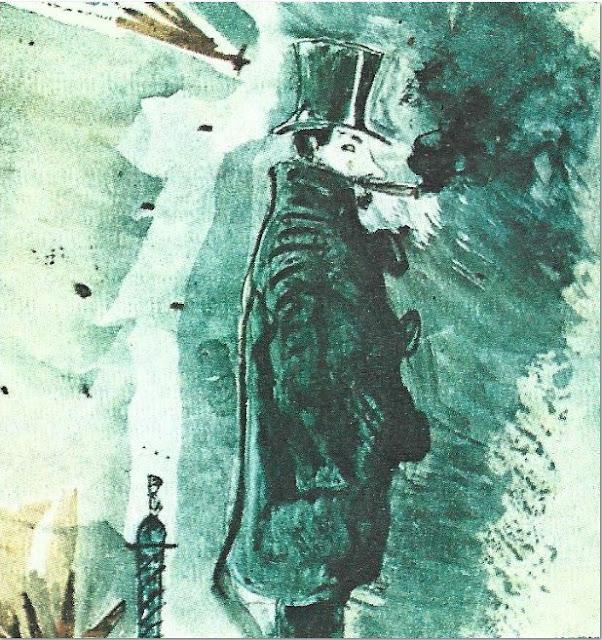 Charles Baudelaire : Autoportrait sous l'influence du haschich.