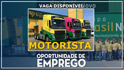 Transportadora Brasil novo
