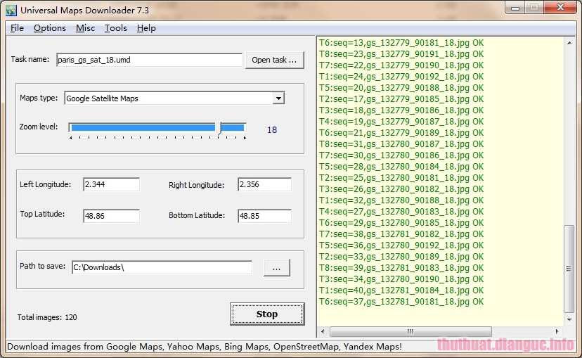 Download AllMapSoft Universal Maps Downloader 9.924 Full Crack