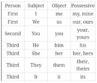 Pronoun kise kehte hain