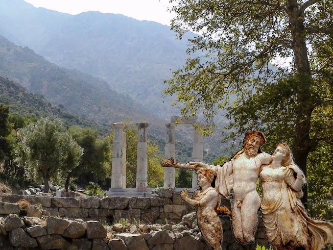 Στο Ιερό όπου ο Φίλιππος ερωτεύθηκε την Ολυμπιάδα