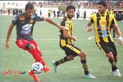 موعد وتفاصيل مباراة اتحاد بن قردان والترجي الرياضي اليوم 12-6-2019 الرابطة التونسية المحترفة الأولى