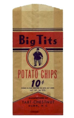 Big Tits Potato Chips