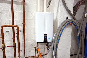 Navien Tankless Water Heater Standard Model