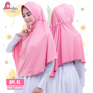 hijab miulan plain laura xl