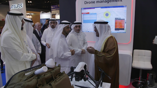 Dhahi Khalfan Tamim Inaugurates Critical Communications MENA 2016