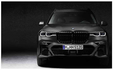 523-HP 2021 BMW X7 M50i gets the exclusive Dark Shadow Edition