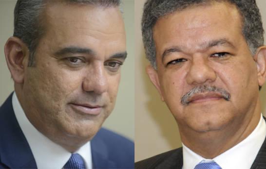 Luis Abinader no descarta una alianza con el expresidente Leonel Fernández