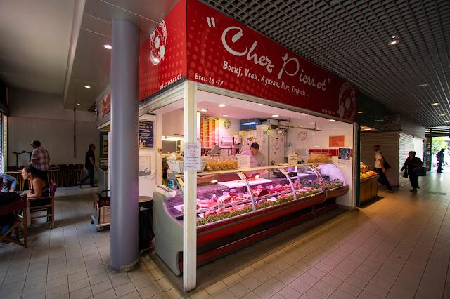 Mercato Les Halles-Montpellier