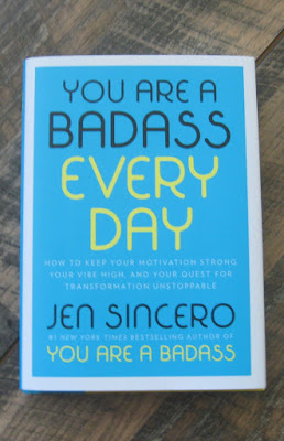 For anyone who has ever had trouble staying motivated while trailblazing towards badassery, You Are a Badass Every Day is the companion to keep you fresh, grateful, mighty, and driven.