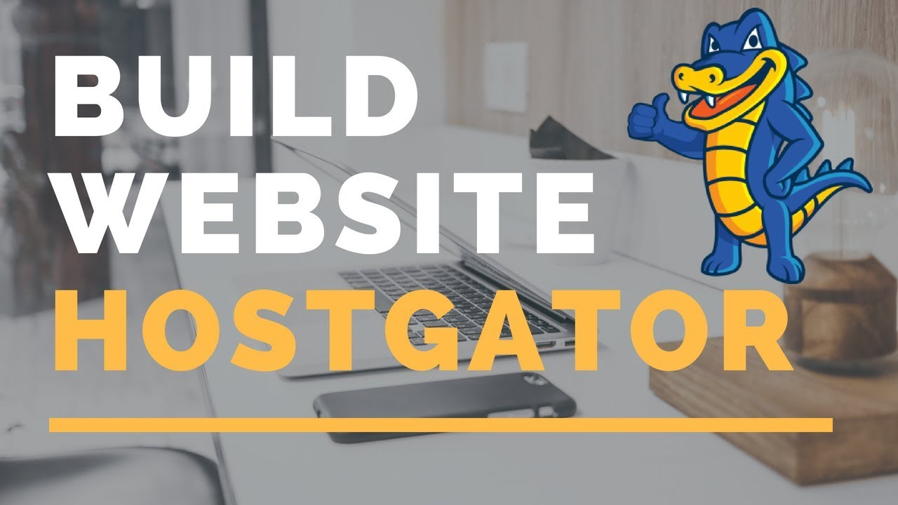 Hostgator Website Builder