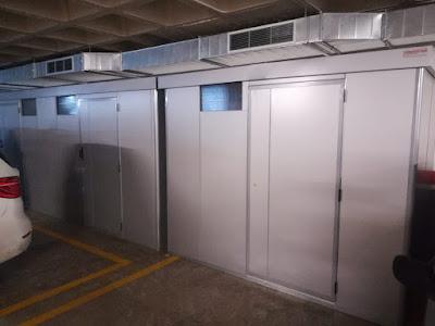 Trasteros para plazas de garaje