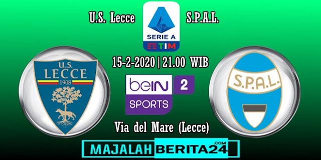 Prediksi Lecce vs SPAL