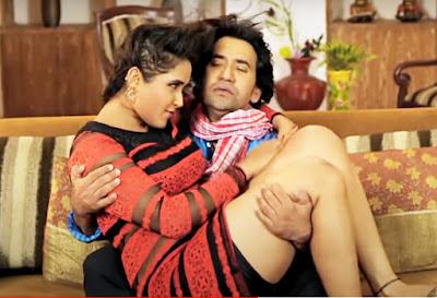 kajal-raghwani-thigh-pic