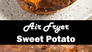 #Best #Appetizer #Air #Fryer #Sweet #Potato