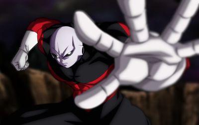 Jiren guerrero del Universo 11
