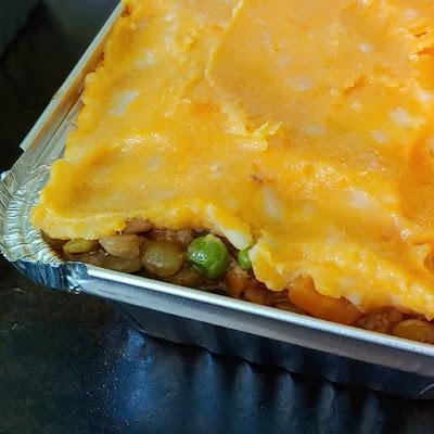 Vegan Cottage Pie