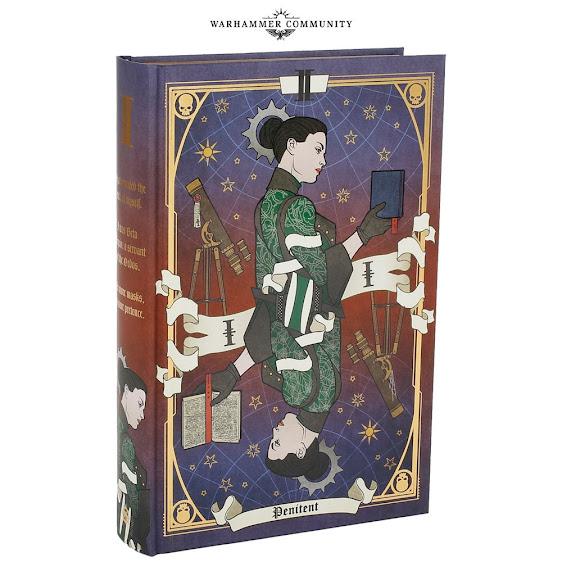 novelas Bequin 40k