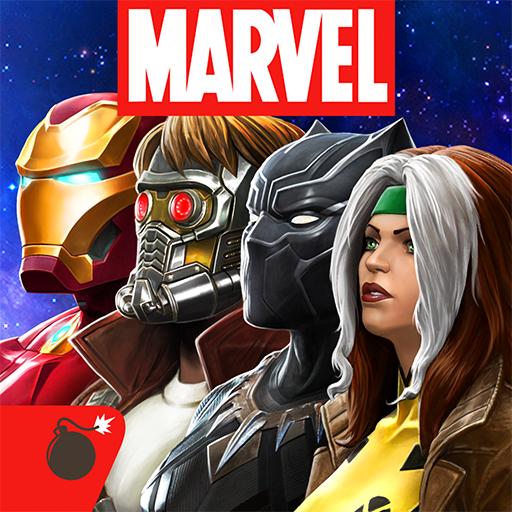تحميل لعبه Marvel نزال الأبطال مهكره وجاهزه اصدار 20.0.1