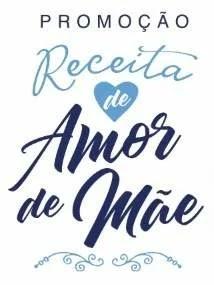 Cadastrar Promoção Oster Receita de Amor de Mãe - Dia das Mães 2019