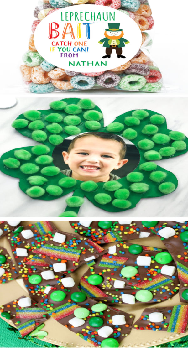 100+ fun & creative St. Patrick's Day activities for kids.  Crafts, games, experiments, and more! #stpatricksday #stpatricksdaycraftsforkids #growingajeweledrose #activitiesforkids