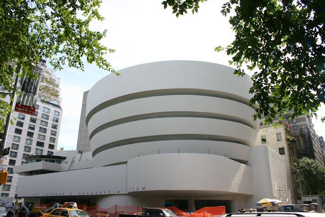 Solomon R Guggenheim museum-New York