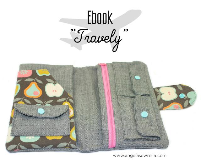neues Ebook travely in meinem Dawanda Shop