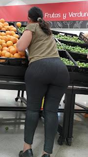 Señora sabrosas curvas