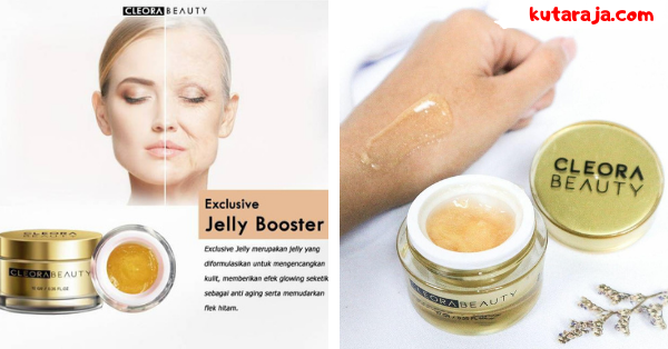 Review dan Manfaat Cleora Beauty Jelly Booster