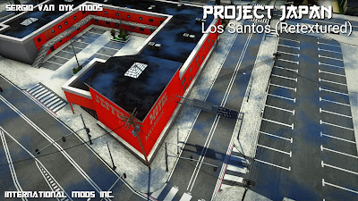 GTA SAN PROJECT JAPAN RETEXTURED Download