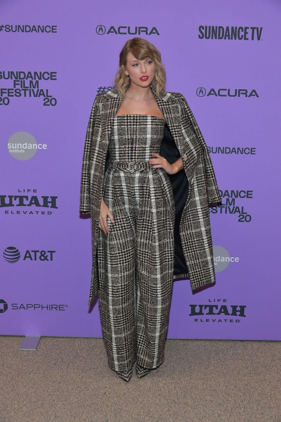 Taylor Swift - Miss Americana Premiere at Sundance Film Festival in Park City