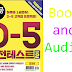 Book and Audio Listening TOEIC D-5 Practice Test