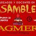 MIÉRCOLES 22.02 ASAMBLEA ABIERTA 18 hs EN SECCIONAL.