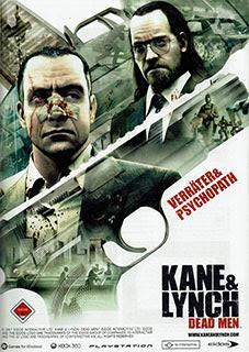 Kane & Lynch Dead Men Torrent (PC)